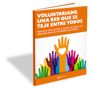 ebook voluntariado una red que teje entre todos