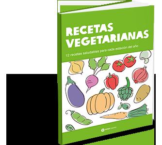 recetas vegetarianas guía gratuita