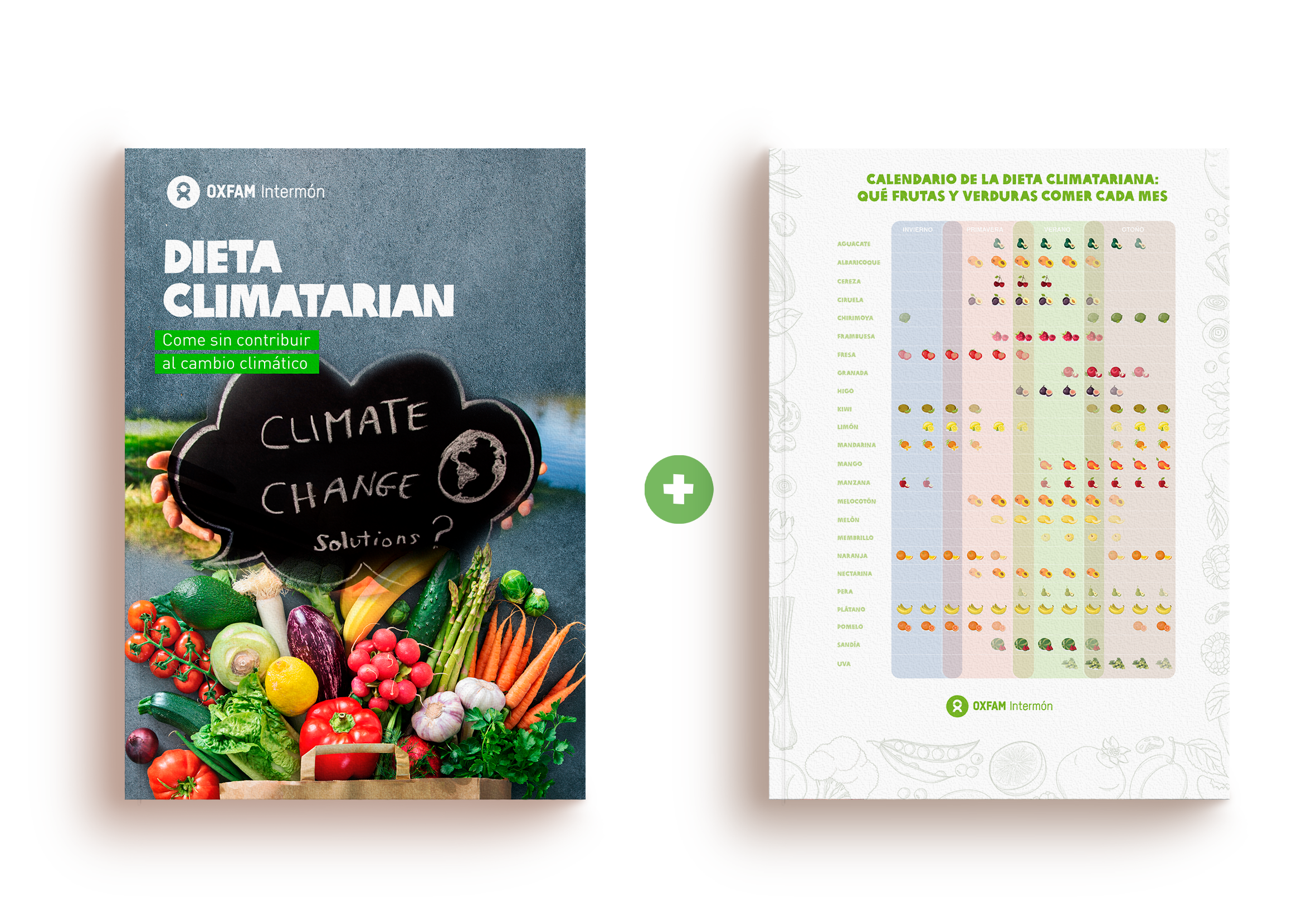 IOX - Climatarian diet - Portada doble